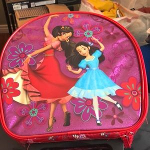 Disney small suitcase on wheels